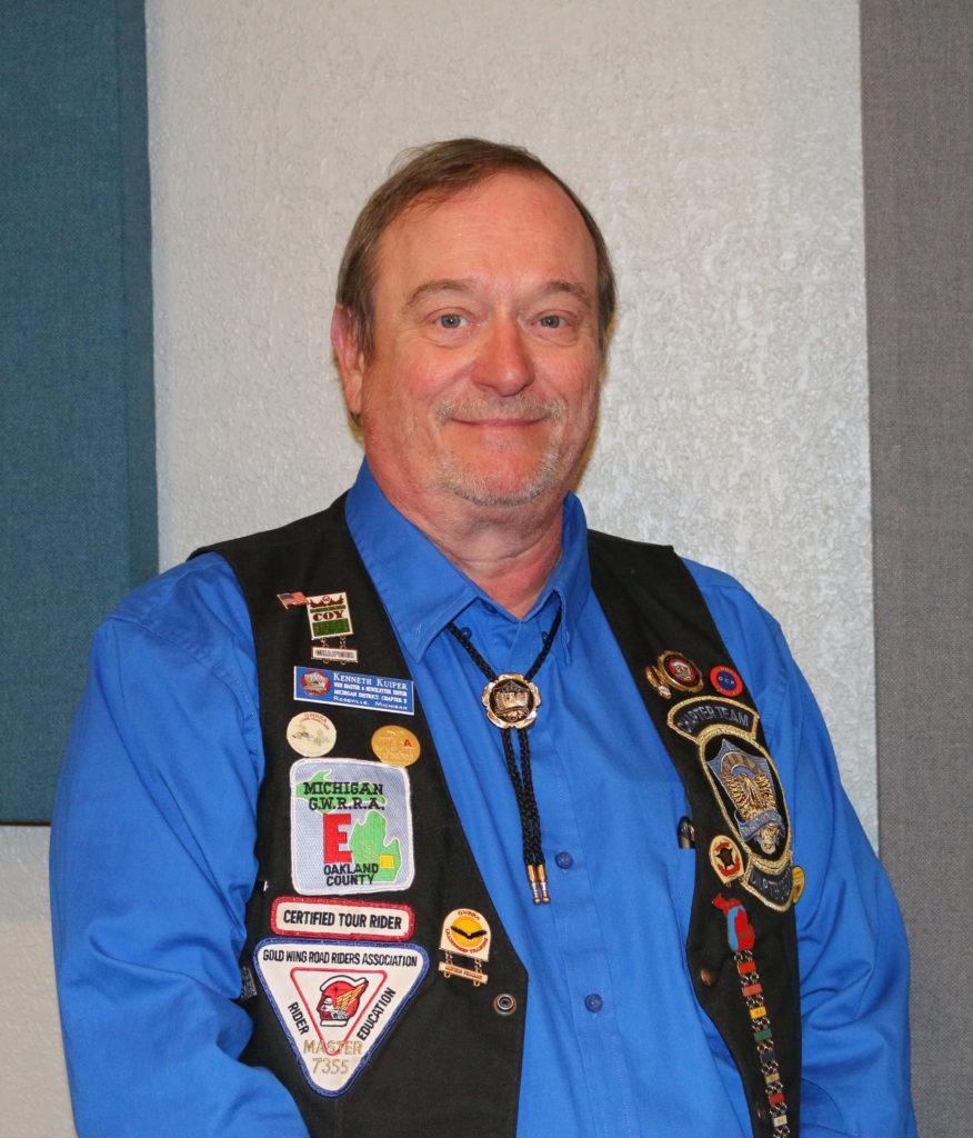 Webmaster Ken Kuiper